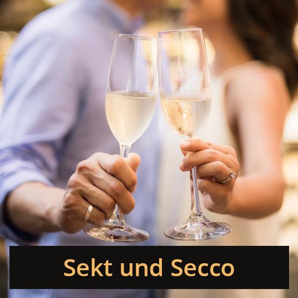 Sekt und Secco